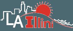 LA Illini – Los Angeles University of Illinois Alumni Club Logo